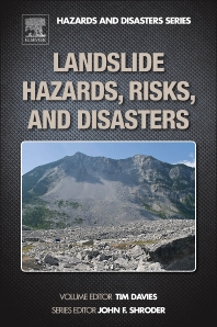 Cover image for Landslide Hazards, Risks, and Disasters
