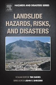 Cover image for Landslide Hazards, Risks, and Disasters
