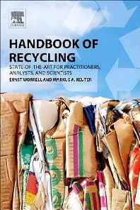 Handbook of Recycling - 1st Edition - ISBN: 9780123964595, 9780123965066