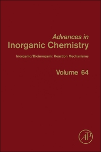 Cover image for Inorganic/Bioinorganic Reaction Mechanisms