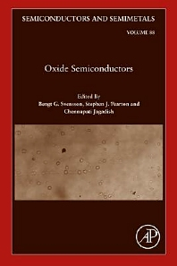 Oxide Semiconductors - 1st Edition - ISBN: 9780123964892, 9780123965455
