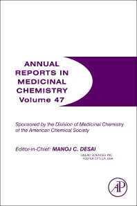 Annual Reports in Medicinal Chemistry, 1st Edition,John Macor,ISBN9780123964922