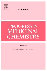Progress in Medicinal Chemistry, 1st Edition,G. Lawton,David R. Witty,ISBN9780123964939