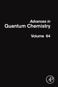 Advances in Quantum Chemistry, 1st Edition,John Sabin,Erkki Brandas,ISBN9780123964984