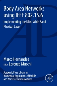 Cover image for Body Area Networks using IEEE 802.15.6
