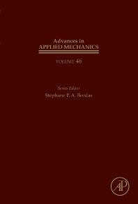 Advances in Applied Mechanics, 1st Edition,Stephane Bordas,ISBN9780123965226