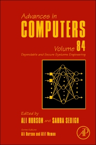 Advances in Computers, 1st Edition,Ali Hurson,Sahra Sedigh,ISBN9780123965257