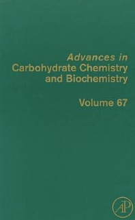 Advances in Carbohydrate Chemistry and Biochemistry, 1st Edition,Derek Horton,ISBN9780123965271