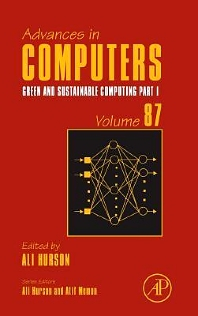 Cover image for Green and Sustainable Computing: Part I