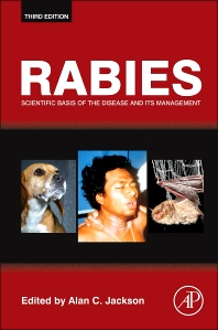 Cover image for Rabies