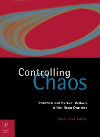 Controlling Chaos - 1st Edition - ISBN: 9780123968401, 9780080529998