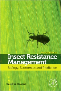Insect Resistance Management, 2nd Edition,David W. Onstad,ISBN9780123969552