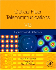 Cover image for Optical Fiber Telecommunications Volume VIB