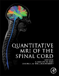 Cover image for Quantitative MRI of the Spinal Cord