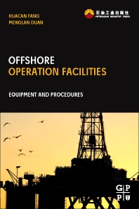 Cover image for Offshore Operation Facilities