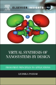 Cover image for Virtual Synthesis of Nanosystems by Design