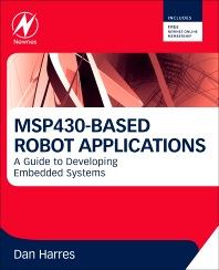 Cover image for MSP430-based Robot Applications