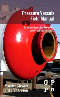 Cover image for Pressure Vessels Field Manual