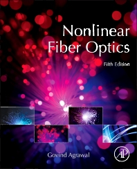 Cover image for Nonlinear Fiber Optics