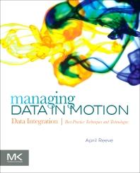 Cover image for Managing Data in Motion