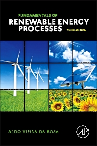 Cover image for Fundamentals of Renewable Energy Processes
