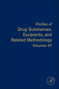 Profiles of Drug Substances, Excipients and Related Methodology, 1st Edition,Harry Brittain,ISBN9780123972200