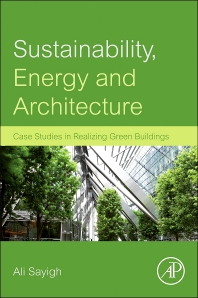 Cover image for Sustainability, Energy and Architecture