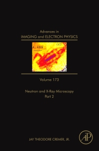 Advances in Imaging and Electron Physics, 1st Edition,Jay Theodore Cremer, Jr.,ISBN9780123972767