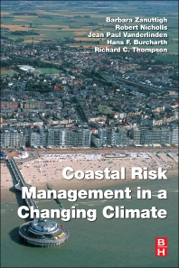 Cover image for Coastal Risk Management in a Changing Climate
