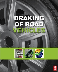 Braking of Road Vehicles - 1st Edition - ISBN: 9780123973146, 9780123973382