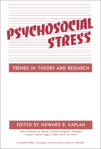 Cover image for Psychosocial Stress