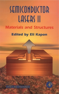 Cover image for Semiconductor Lasers II