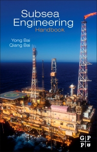 cover of Subsea Engineering Handbook - 1st Edition