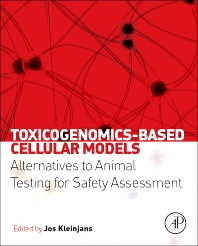 Cover image for Toxicogenomics-Based Cellular Models