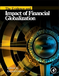 Cover image for The Evidence and Impact of Financial Globalization