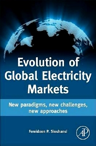 Cover image for Evolution of Global Electricity Markets