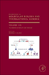 Cover image for Telomeres in Health and Disease