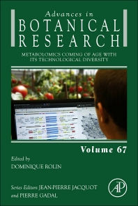 Metabolomics Coming of Age with its Technological Diversity, 1st Edition,Dominique Rolin,ISBN9780123979223