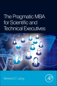 Cover image for The Pragmatic MBA for Scientific and Technical Executives