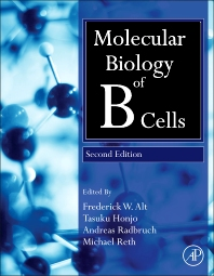 Cover image for Molecular Biology of B Cells