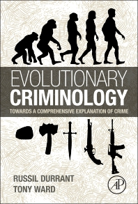 Cover image for Evolutionary Criminology