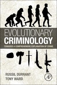 Cover image for Evolutionary Criminology