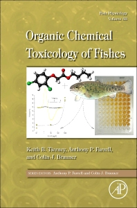 Cover image for Fish Physiology: Organic Chemical Toxicology of Fishes