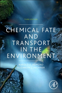 Chemical Fate and Transport in the Environment - 3rd Edition - ISBN: 9780123982568, 9780123982667