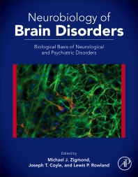 Cover image for Neurobiology of Brain Disorders