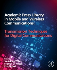 Cover image for Academic Press Library in Mobile and Wireless Communications