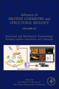 Structural and Mechanistic Enzymology - 1st Edition - ISBN: 9780123983121, 9780123983183