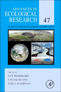 Advances in Ecological Research, 1st Edition,Guy Woodward,Ute Jacob,Eoin O'Gorman,ISBN9780123983152