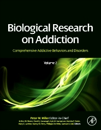 Cover image for Biological Research on Addiction