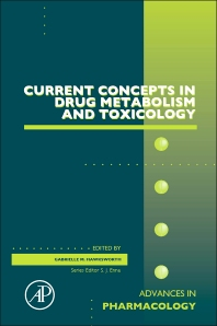 Current Concepts in Drug Metabolism and Toxicology, 1st Edition,Gabrielle M. Hawksworth,ISBN9780123983398